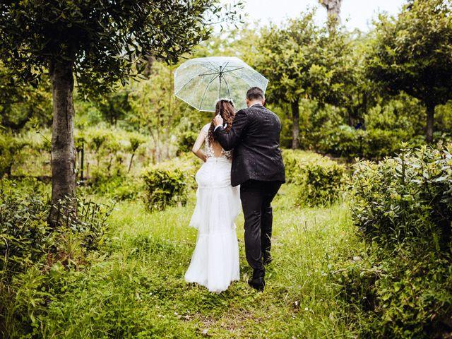 Il matrimonio di Stefano e Federica a Cortona, Arezzo 37