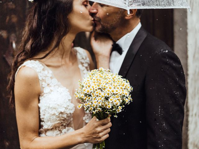 Il matrimonio di Stefano e Federica a Cortona, Arezzo 38