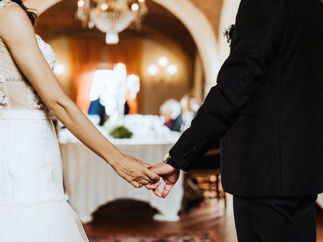 Il matrimonio di Stefano e Federica a Cortona, Arezzo 44