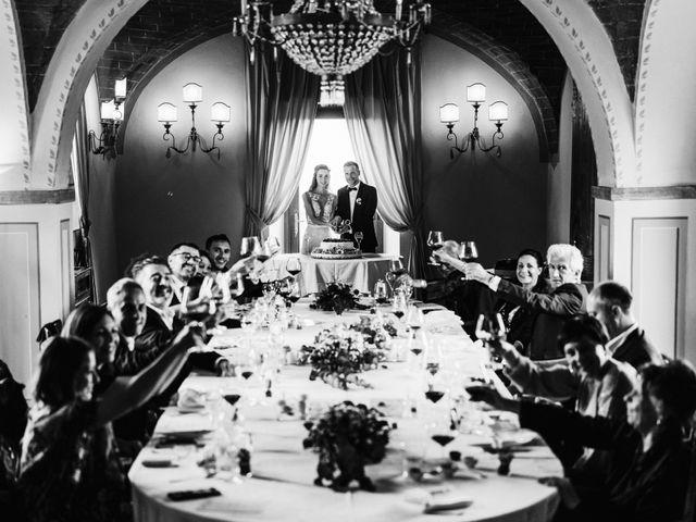 Il matrimonio di Stefano e Federica a Cortona, Arezzo 45