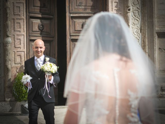 Il matrimonio di Diego e Giorgia a Assisi, Perugia 9