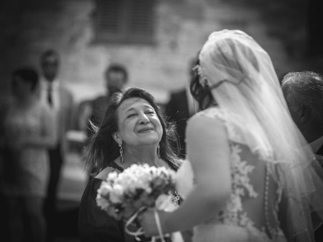 Il matrimonio di Diego e Giorgia a Assisi, Perugia 10