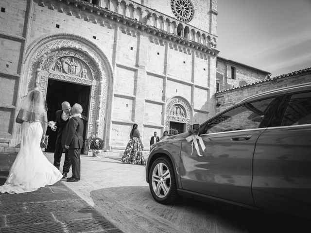 Il matrimonio di Diego e Giorgia a Assisi, Perugia 11