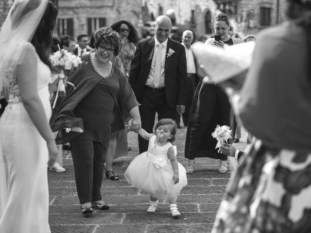 Il matrimonio di Diego e Giorgia a Assisi, Perugia 12