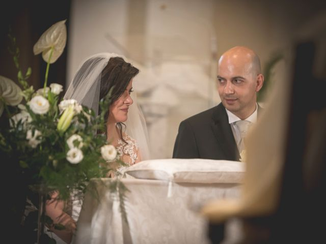 Il matrimonio di Diego e Giorgia a Assisi, Perugia 17