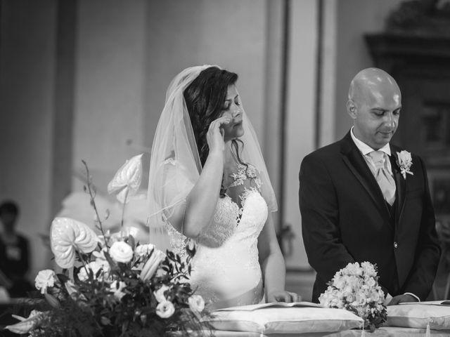 Il matrimonio di Diego e Giorgia a Assisi, Perugia 19