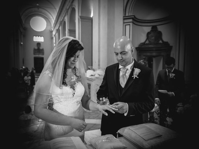 Il matrimonio di Diego e Giorgia a Assisi, Perugia 22