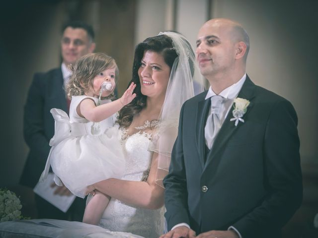 Il matrimonio di Diego e Giorgia a Assisi, Perugia 28