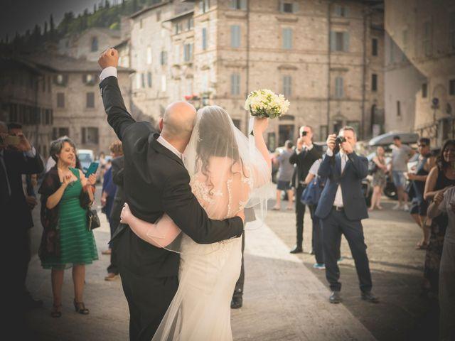 Il matrimonio di Diego e Giorgia a Assisi, Perugia 31