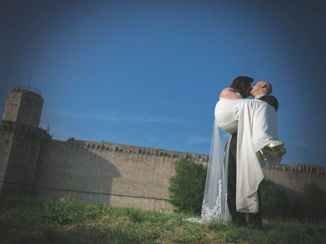 Il matrimonio di Diego e Giorgia a Assisi, Perugia 34