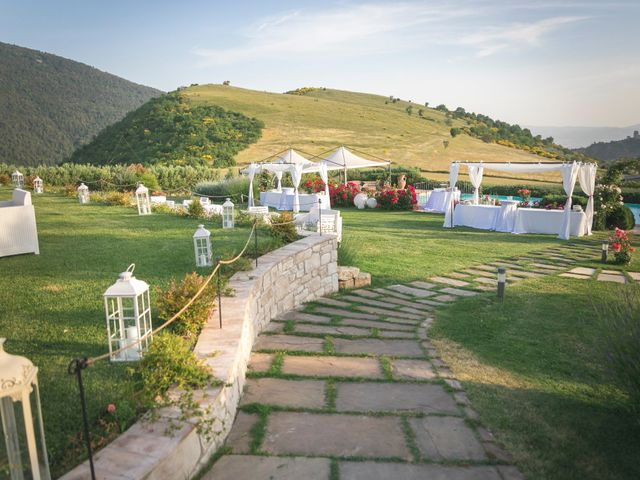 Il matrimonio di Diego e Giorgia a Assisi, Perugia 35