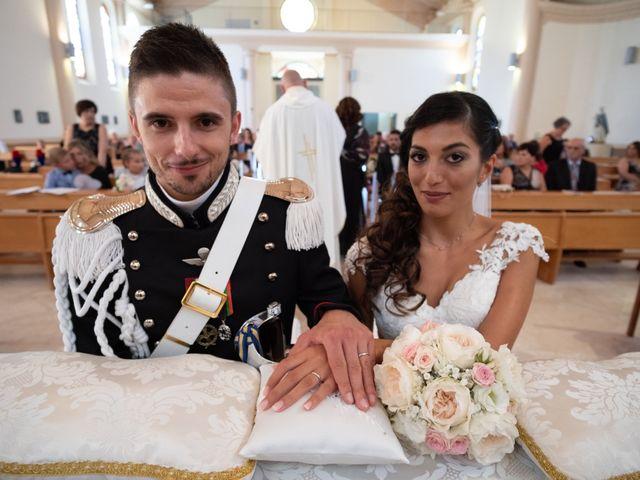Il matrimonio di Matteo e Rosi a Grosseto, Grosseto 25