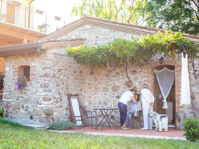Il matrimonio di Alberto e Anna a Ponti sul Mincio, Mantova 14