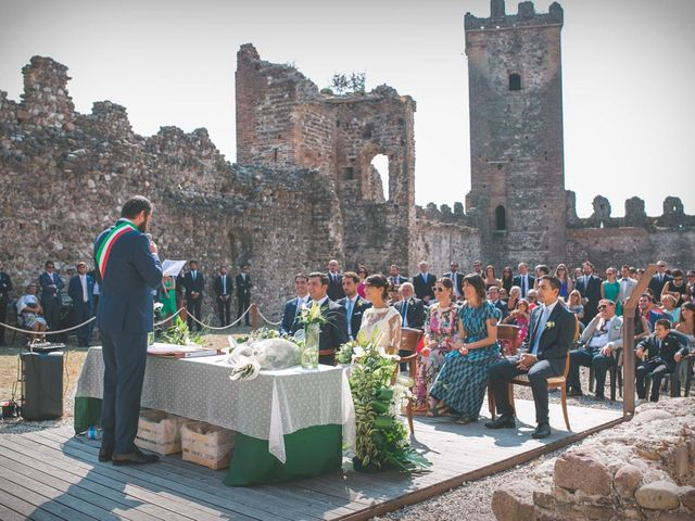 Il matrimonio di Alberto e Anna a Ponti sul Mincio, Mantova 56