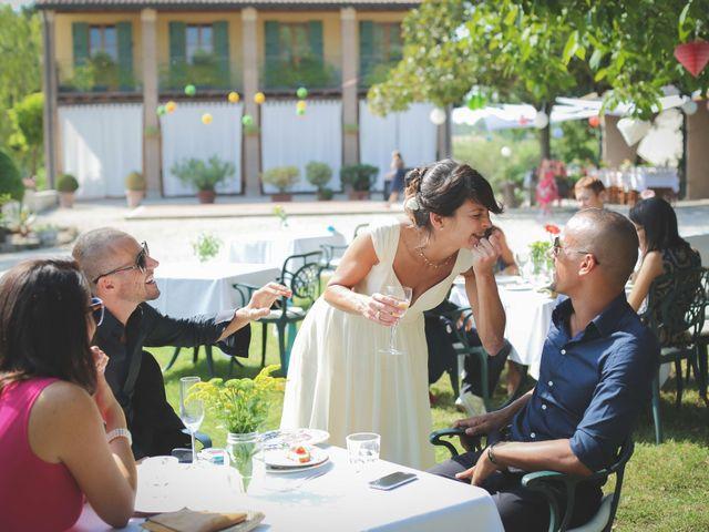 Il matrimonio di Alberto e Anna a Ponti sul Mincio, Mantova 98