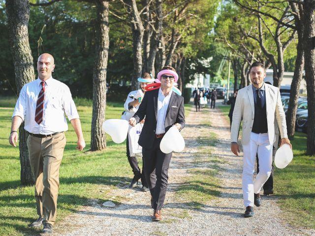 Il matrimonio di Alberto e Anna a Ponti sul Mincio, Mantova 140