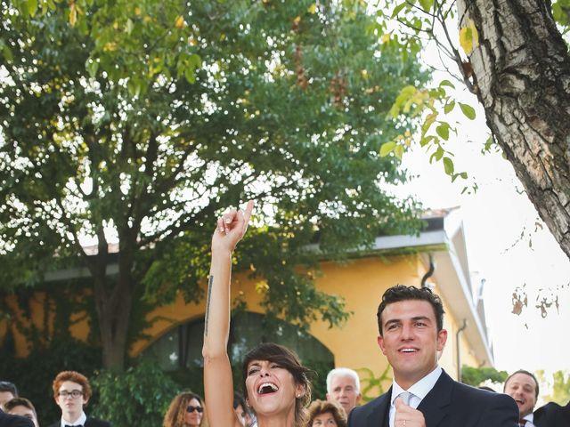 Il matrimonio di Alberto e Anna a Ponti sul Mincio, Mantova 164