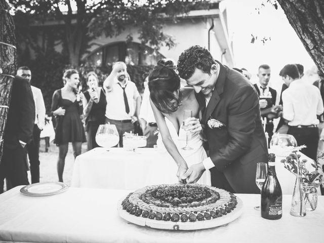 Il matrimonio di Alberto e Anna a Ponti sul Mincio, Mantova 171