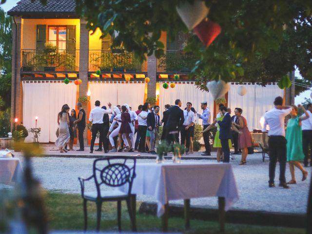 Il matrimonio di Alberto e Anna a Ponti sul Mincio, Mantova 206