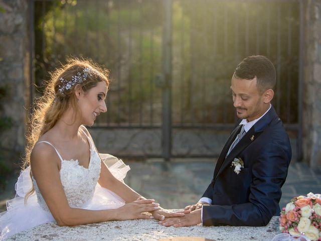 Le nozze di Maria e Ivan