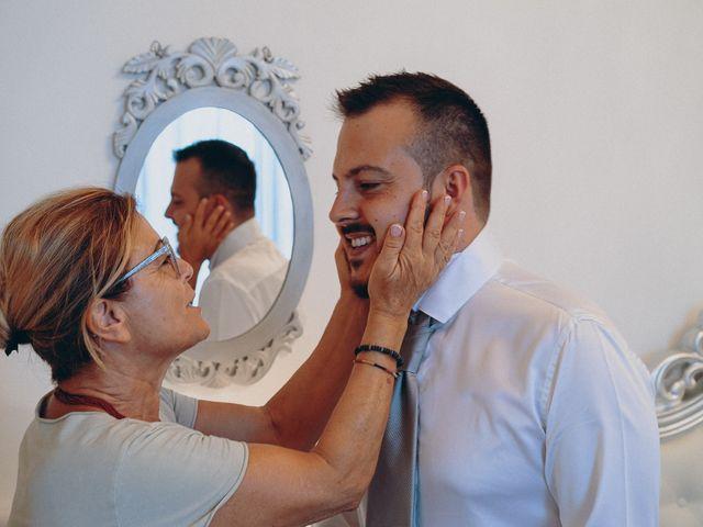 Il matrimonio di Emanuele e Paola a Tuglie, Lecce 4