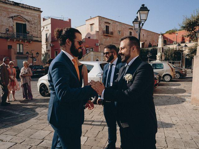 Il matrimonio di Emanuele e Paola a Tuglie, Lecce 10