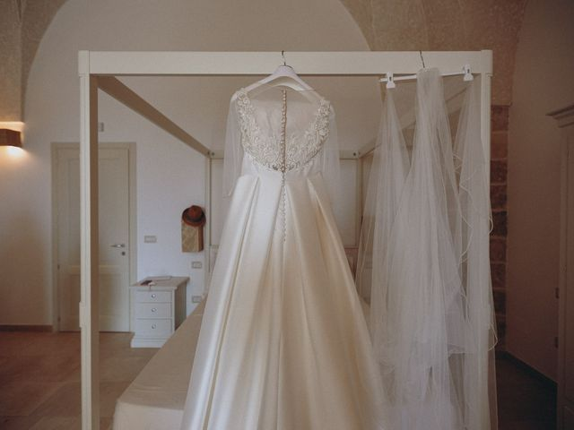 Il matrimonio di Emanuele e Paola a Tuglie, Lecce 11