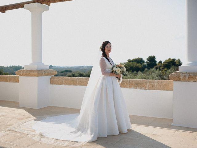 Il matrimonio di Emanuele e Paola a Tuglie, Lecce 30