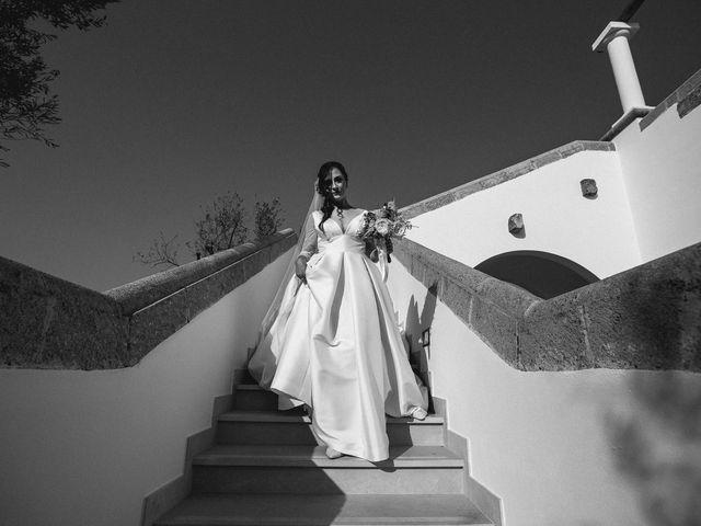 Il matrimonio di Emanuele e Paola a Tuglie, Lecce 33