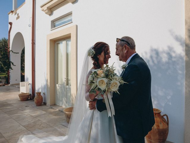 Il matrimonio di Emanuele e Paola a Tuglie, Lecce 34
