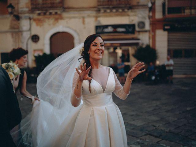 Il matrimonio di Emanuele e Paola a Tuglie, Lecce 36