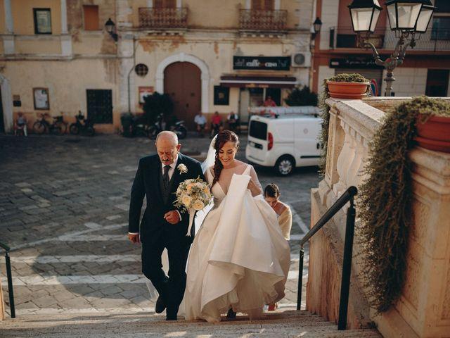 Il matrimonio di Emanuele e Paola a Tuglie, Lecce 39