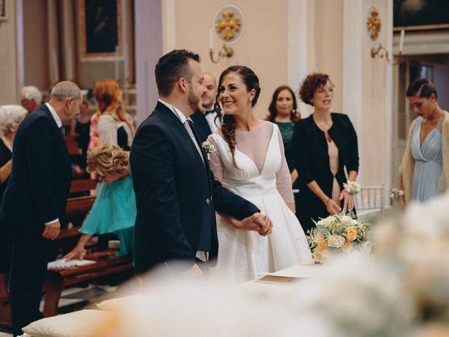 Il matrimonio di Emanuele e Paola a Tuglie, Lecce 43