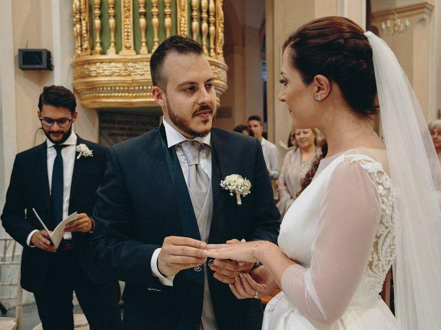 Il matrimonio di Emanuele e Paola a Tuglie, Lecce 45