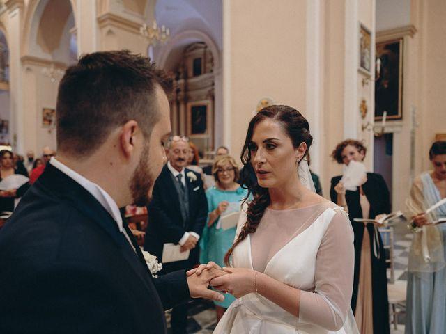 Il matrimonio di Emanuele e Paola a Tuglie, Lecce 46
