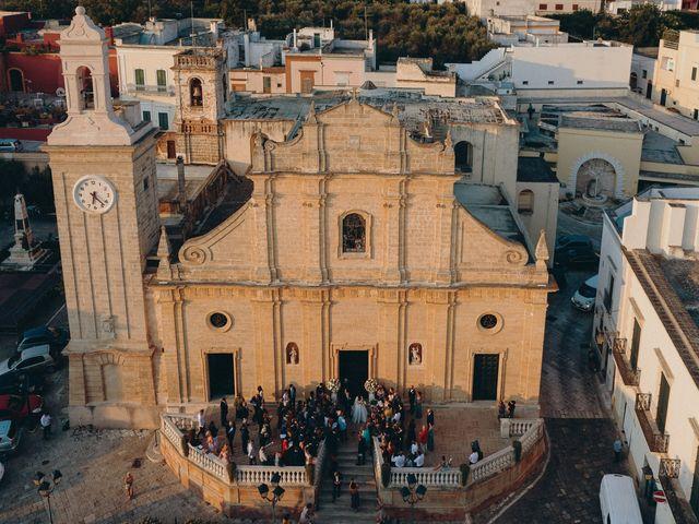 Il matrimonio di Emanuele e Paola a Tuglie, Lecce 51