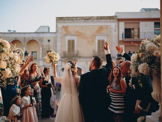 Il matrimonio di Emanuele e Paola a Tuglie, Lecce 52