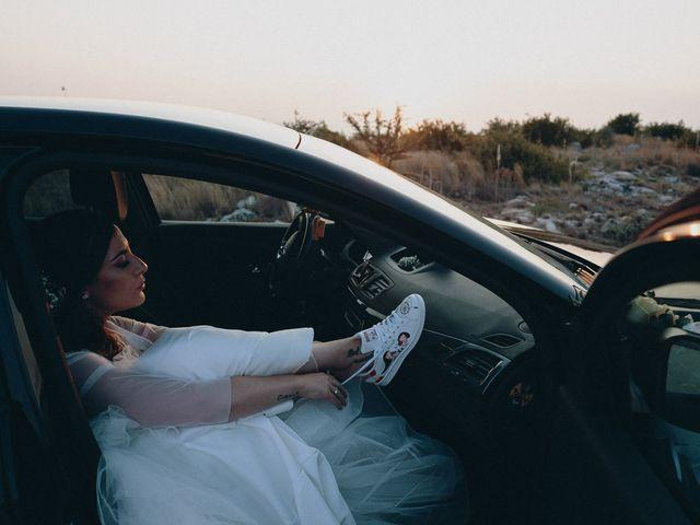 Il matrimonio di Emanuele e Paola a Tuglie, Lecce 53