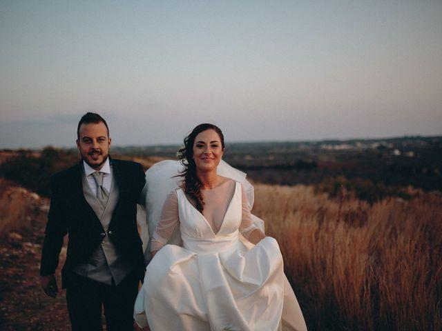 Il matrimonio di Emanuele e Paola a Tuglie, Lecce 54