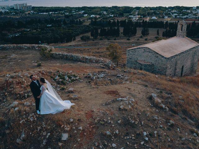 Il matrimonio di Emanuele e Paola a Tuglie, Lecce 55