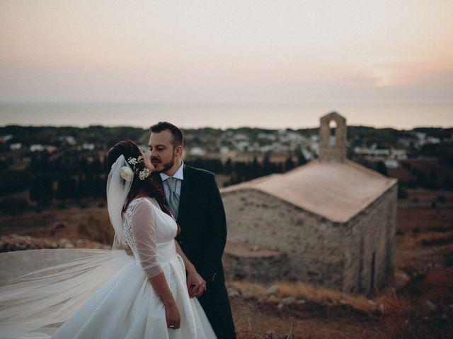 Il matrimonio di Emanuele e Paola a Tuglie, Lecce 59