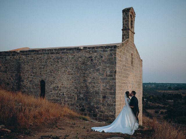 Il matrimonio di Emanuele e Paola a Tuglie, Lecce 60