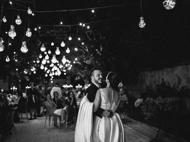 Il matrimonio di Emanuele e Paola a Tuglie, Lecce 71