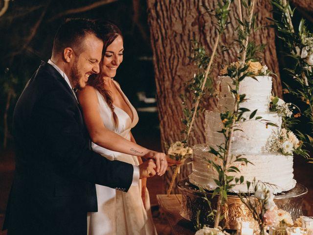 Il matrimonio di Emanuele e Paola a Tuglie, Lecce 77