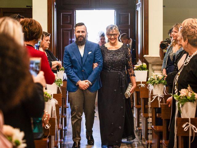 Il matrimonio di Federica e Marco a Fermo, Fermo 40