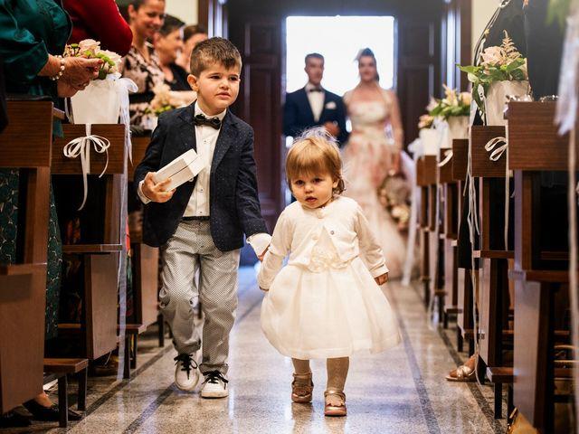 Il matrimonio di Federica e Marco a Fermo, Fermo 41