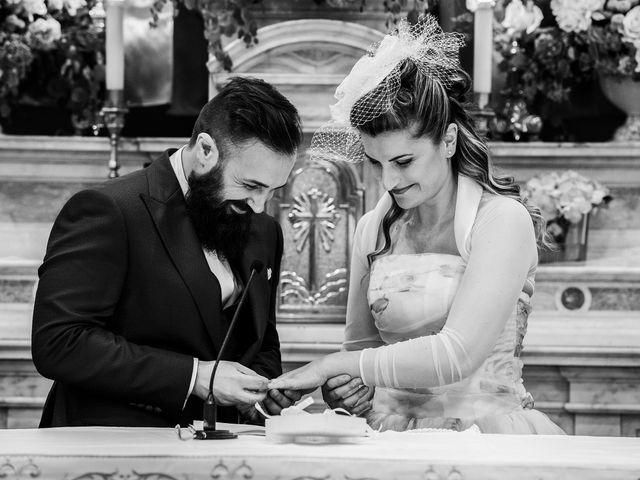 Il matrimonio di Federica e Marco a Fermo, Fermo 46