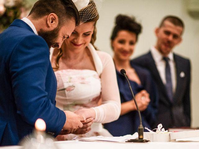 Il matrimonio di Federica e Marco a Fermo, Fermo 47