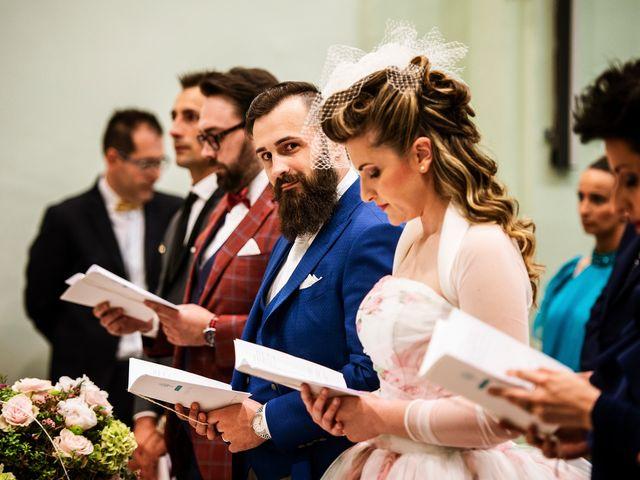 Il matrimonio di Federica e Marco a Fermo, Fermo 51