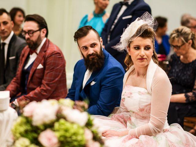 Il matrimonio di Federica e Marco a Fermo, Fermo 54
